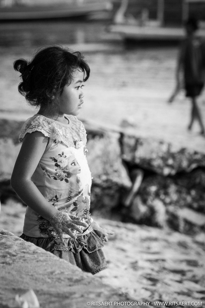 Young Indonesian girl - Bali