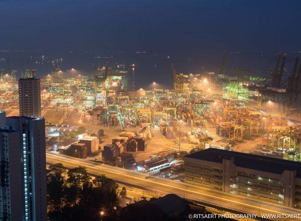 Port - Singapore