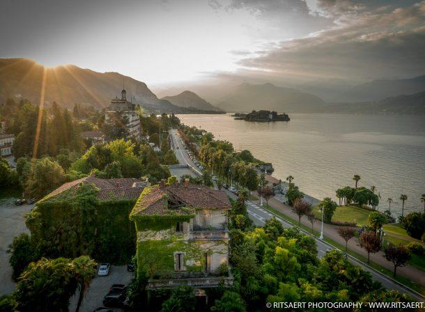 Sunset Stresa - Italy