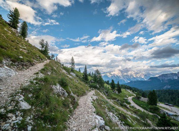 Cinque Torri - Dolomites - Italy