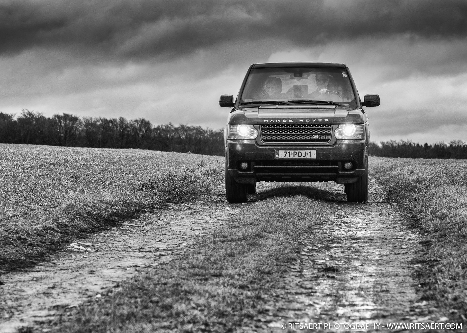 Range Rover Voque - Luxembourg