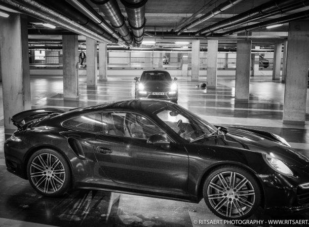 Porsche 991.1 & 991.2 Turbo - Amsterdam