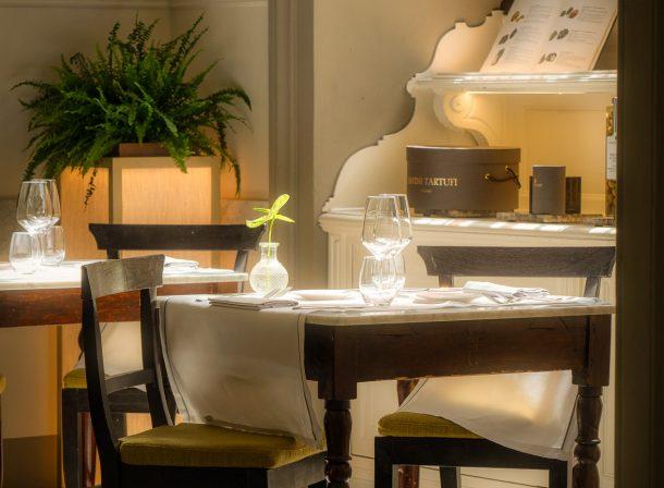 Savini Tartufi Truffle restaurant - Florence