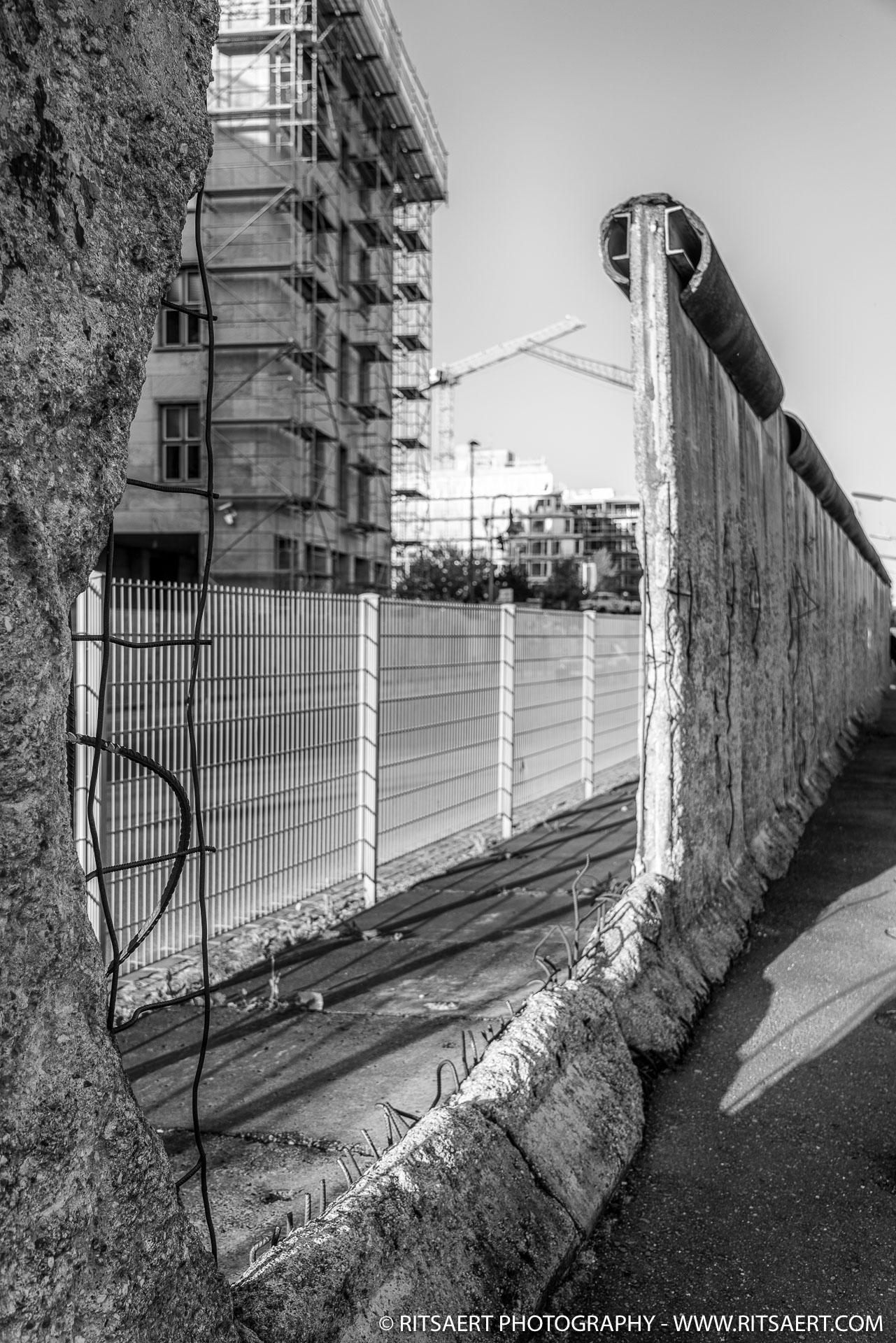 Remaining wall - Berlin - Germany